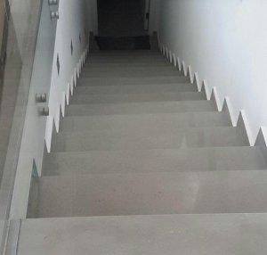 מדרגות שיי גריי - וילה פרטית - מבט מלמעלה
